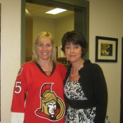Picture of Shelley Gagne and Michelle Belsher